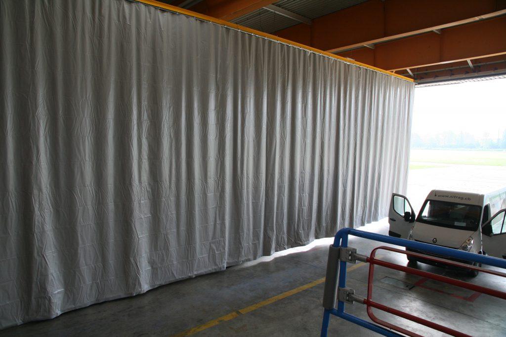 Tenda in PVC
