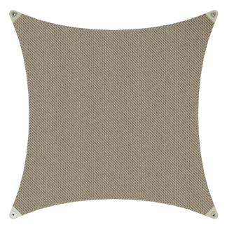 Voile solaire rectangulaire