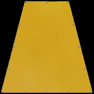 Bâche trapèze